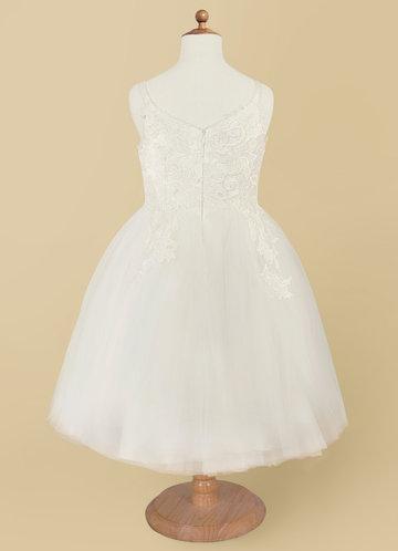 back_Azazie Austyn Flower Girl Dress