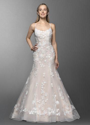 Azazie Felton Wedding Dress