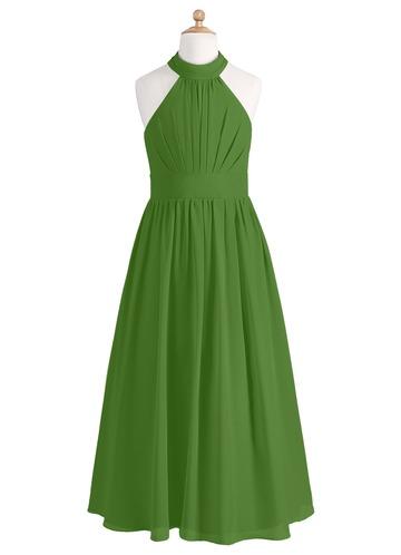 Azazie Iman Junior Bridesmaid Dress