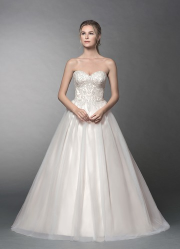 Azazie Pascale Wedding Dress