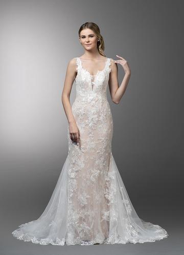 Azazie Brielle Wedding Dress