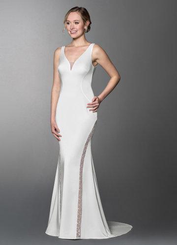 Azazie Palermo Wedding Dress