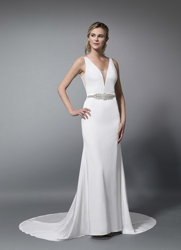 Azazie Destiny Wedding Dress