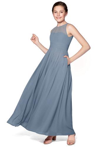 Azazie Bibiane Junior Bridesmaid Dress