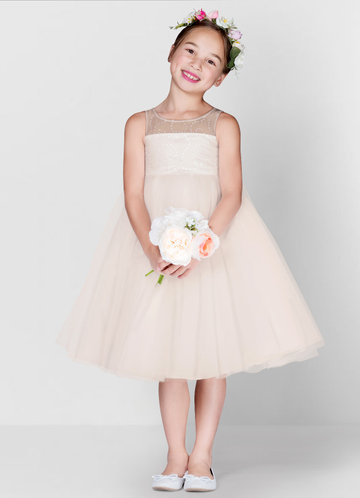 front_Azazie Hava Flower Girl Dress
