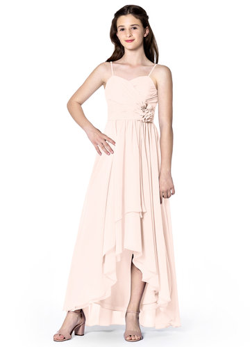 Azazie Catalina Junior Bridesmaid Dress