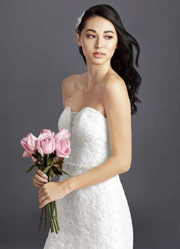 Azazie Brandy Wedding Dress