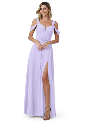Purple Bridesmaid Dresses Azazie