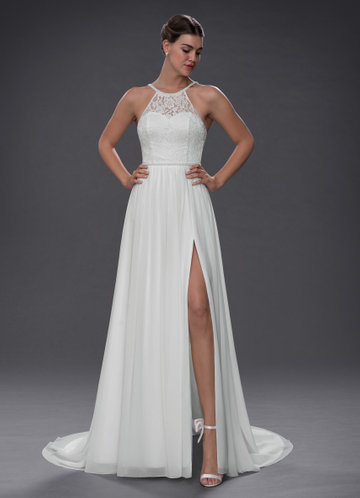 Azazie Calyssa Wedding Dress