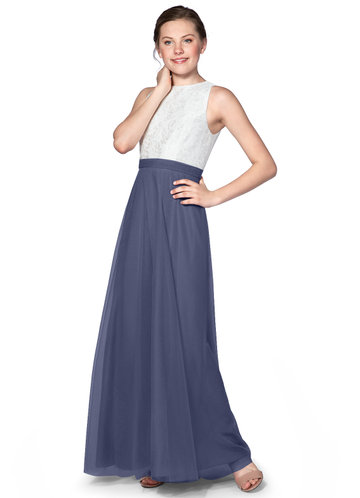 Azazie Albertine Junior Bridesmaid Dress
