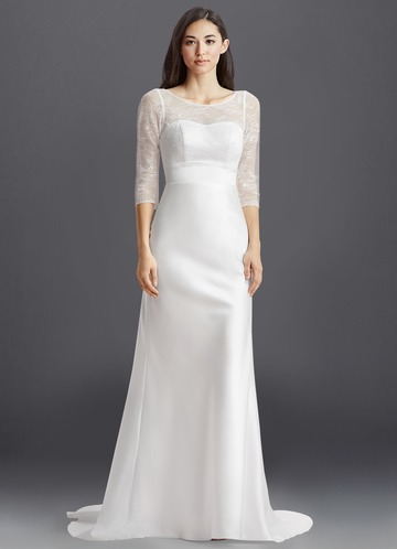 Azazie Mona Wedding Dress