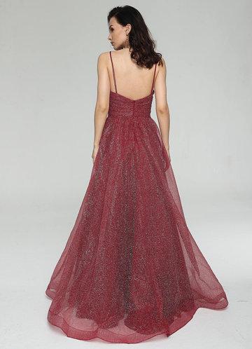 back_AZ Glitter Girl Prom Dress