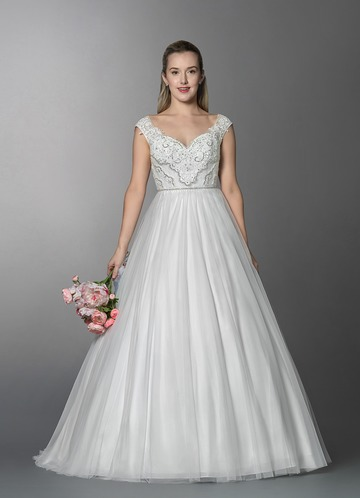Azazie Idella Wedding Dress