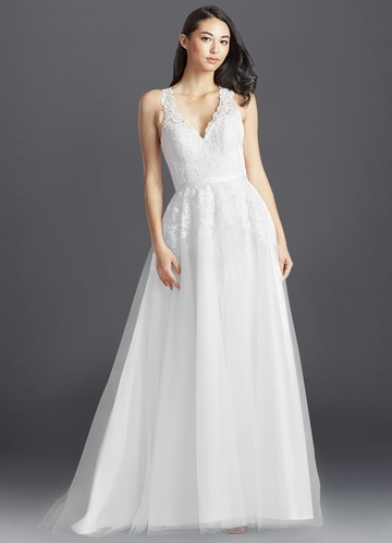 Azazie Leigh Wedding Dress