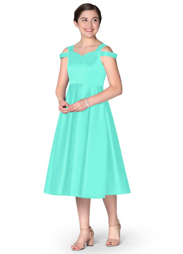 Azazie Colletta Junior Bridesmaid Dress