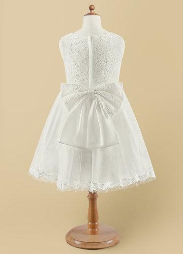 front_Azazie Tabitha Flower Girl Dress