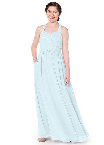 Azazie Claudia Junior Bridesmaid Dress