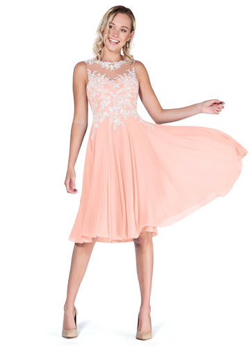 Azazie Charlotte Bridesmaid Dress