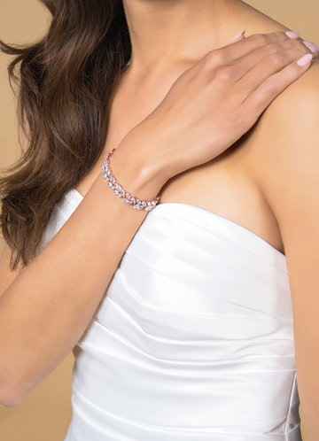 front_Laurel Leaf Bracelet