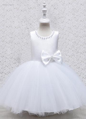 front_Azazie Bella Flower Girl Dress