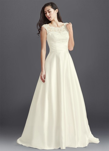 Azazie Nicola Wedding Dress