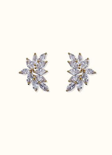front_Denise Rhinestone Earrings