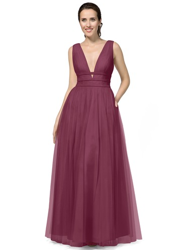 Azazie Katana Bridesmaid Dress