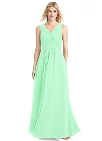 Azazie Flora Bridesmaid Dress