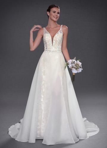 Azazie Lian Wedding Dress