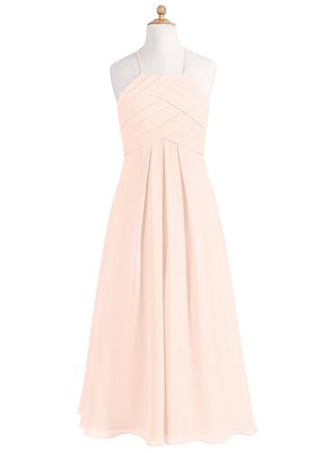 Azazie Ginger Junior Bridesmaid Dress