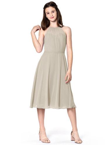 Azazie Alayna Junior Bridesmaid Dress