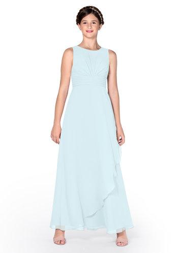 Azazie Harlow Junior Bridesmaid Dress