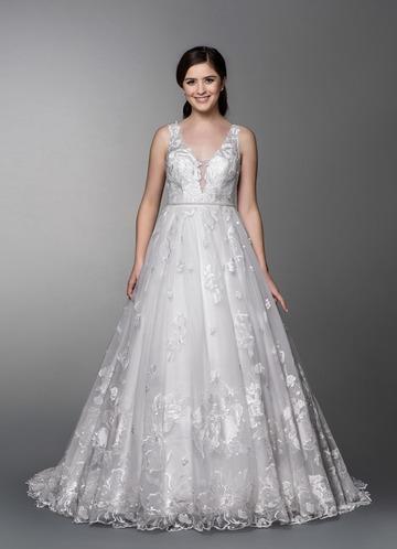Azazie Christabel Wedding Dress