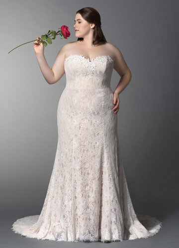 Azazie Catherine Wedding Dress