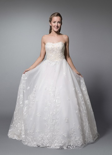 Azazie Ansley Wedding Dress