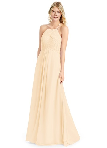 Peach Bridesmaid Dresses | Azazie