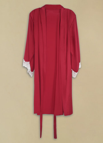 back_Luxury Robe