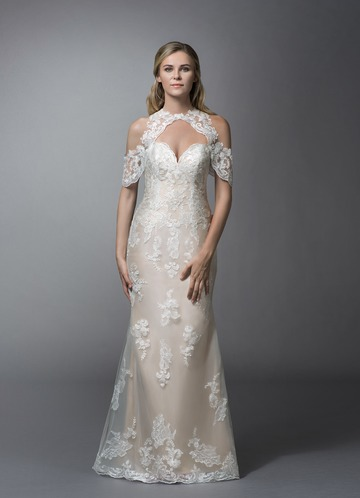 Azazie Wylla Wedding Dress