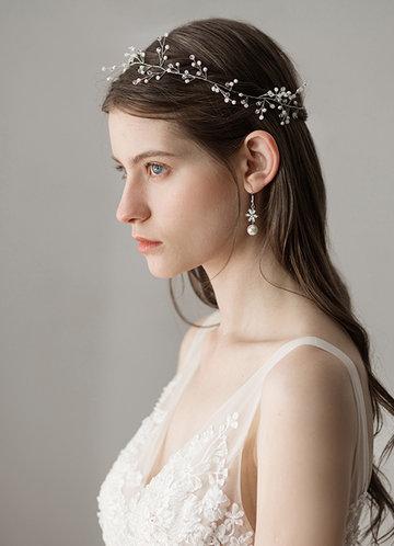 back_Ethereal Pearl Headband