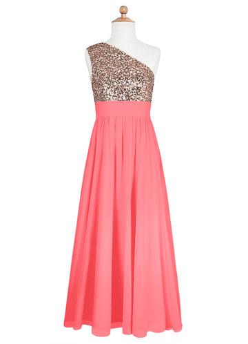 Azazie Deirdra Junior Bridesmaid Dress