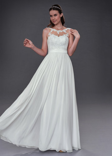 Azazie Macaria Wedding Dress