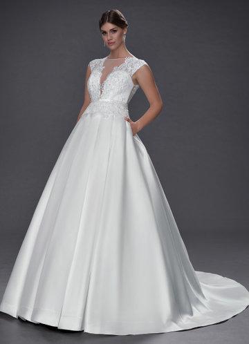 Azazie Asteria Wedding Dress