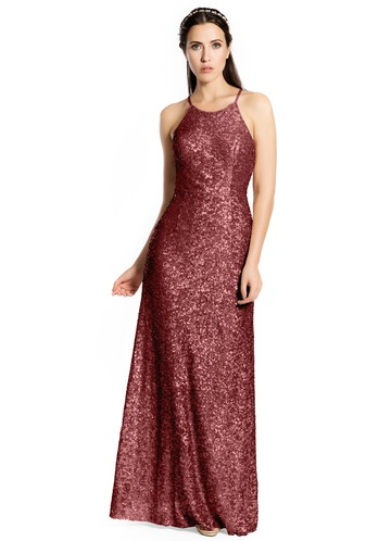 Azazie Lauren Bridesmaid Dress