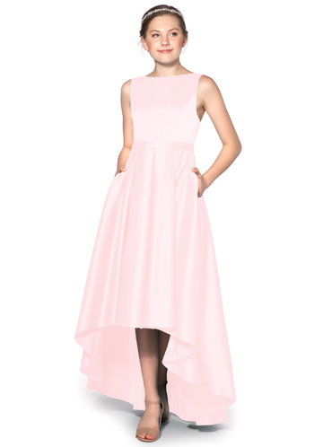 Azazie Inaya Junior Bridesmaid Dress
