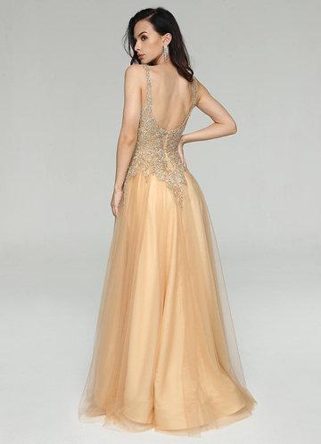 back_AZ Golden Meadows Prom Dress