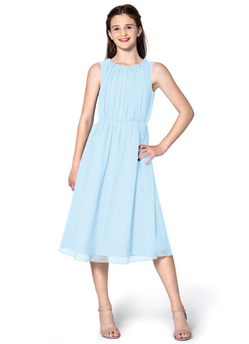 Azazie Rowan Junior Bridesmaid Dress