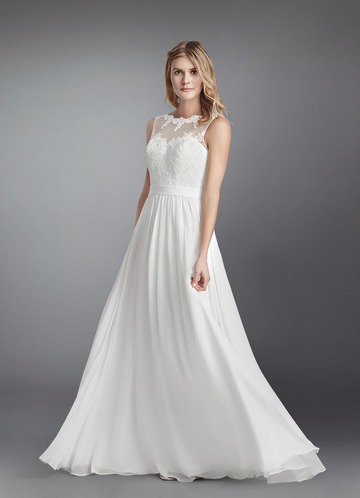 0161f11f05cf Azazie Macaria Wedding Dress ...
