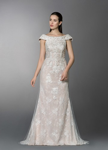 Azazie Laverne Wedding Dress