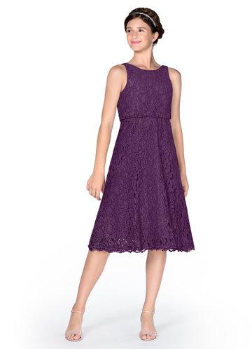 Azazie Kiara Junior Bridesmaid Dress