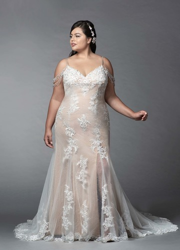 6176958ace75 Azazie Saskia Wedding Dress Azazie Saskia Wedding Dress. Plus Size  Available. 3 Colors